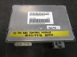 95 Gm Abs Control Module #16217718 Bpfp *See Item Description* - $21.03