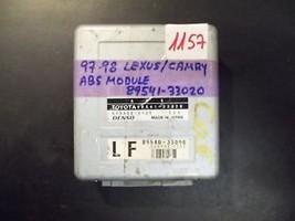 97 98 Lexus Es300/Toyota Camry Abs Module #89541 33020/89540 33090 (1157) - $16.83
