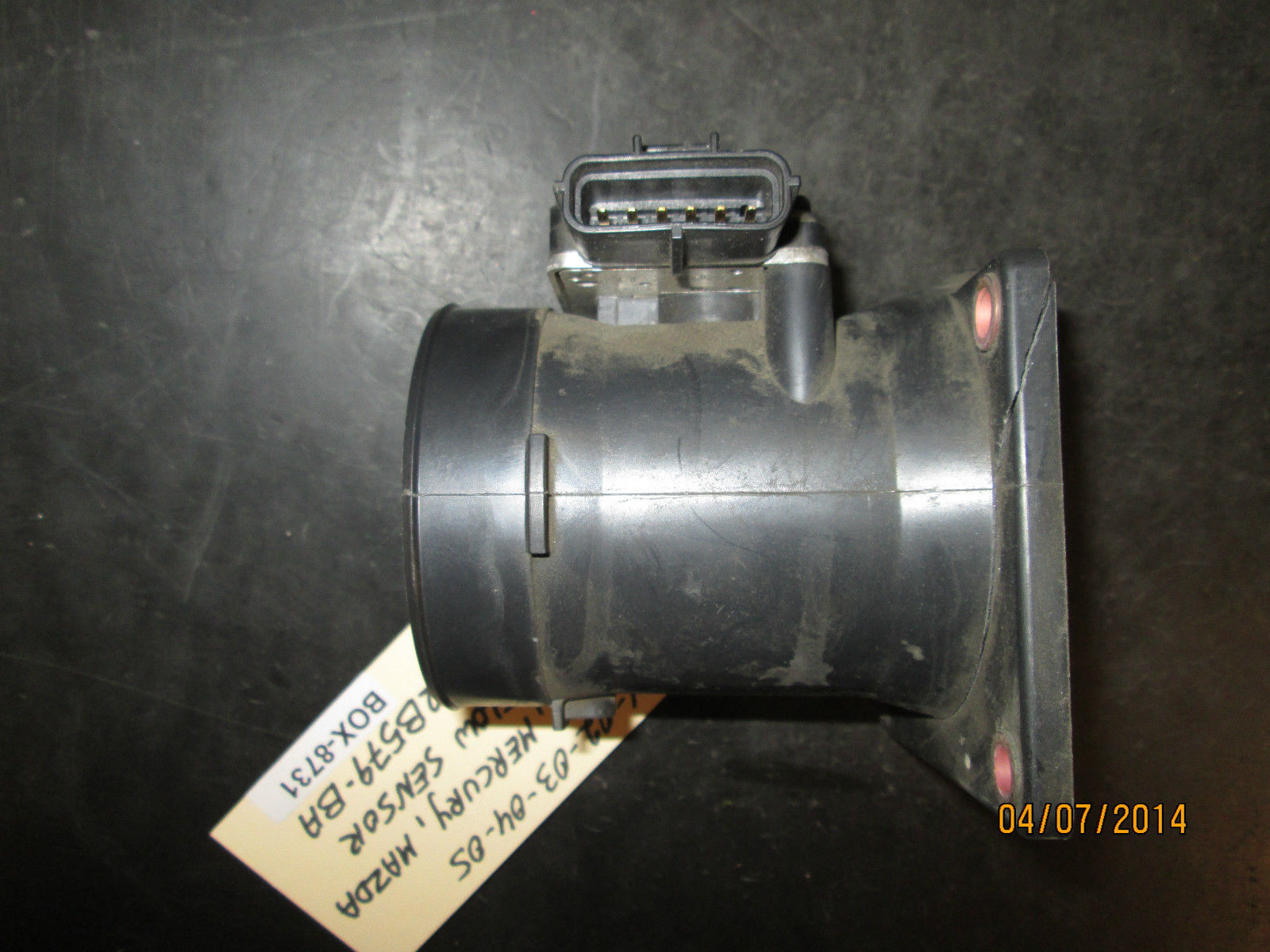 01 02 03 04 05 FORD,MERCURY,MAZDA AIR FLOW SENSOR #1L2F-12B579-BA