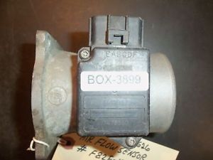98 99 00 01 02 MAZDA 626 AIR FLOW SENSOR #F82F-12B579-EA BOX-3899