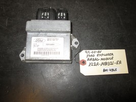 99 01 Ford Explorer Air Bag Module #Xl2 A 14 B321 Ea *See Item Description* - $25.24