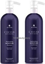Alterna Caviar Moisture Replenishing Shampoo & Conditioner (Select Size)... - $99.00