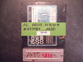 AC DELCO ECU/ECM #1227784 AKBD *see item description* - $33.65