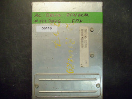 AC DELCO ECU/ECM #1227076 FPF *see item description* - $33.65