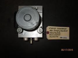 Chevy Silverdo Abs Pump & Module #0265950575/0265235428/15806640 Abs 311 A - $84.15