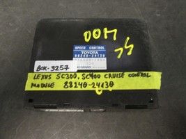 Lexus Sc300,Sc400 Cruise Control Module #88240 24130 *See Item Description* - $16.83