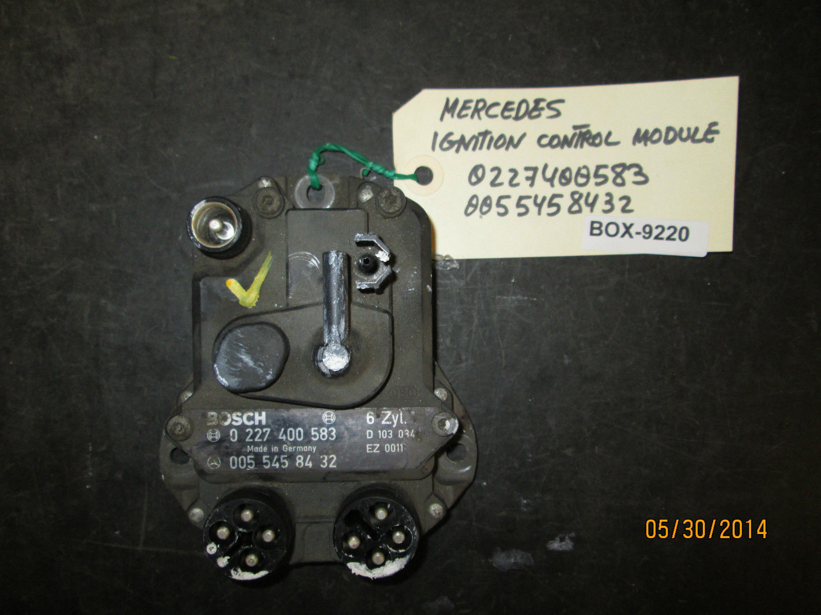 Mercedes Ignition Control Module: 7 listings