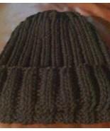(24) Knit Navy blue beanie/cap/hat/ski - $15.00