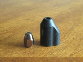 Krups Espresso Il Primo 972 Replacement Part: Rubber Frothing Tip + Steam Nozzle - $12.34