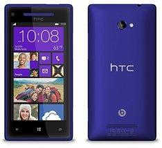 HTC 8X 16GB Unlocked GSM 4G LTE Windows 8 OS Smartphone - Blue - $342.00