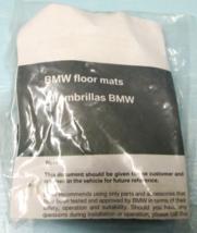 (8)  BMW T LOCK FASTENER FLOOR MAT CARPET VELCR... - $27.99