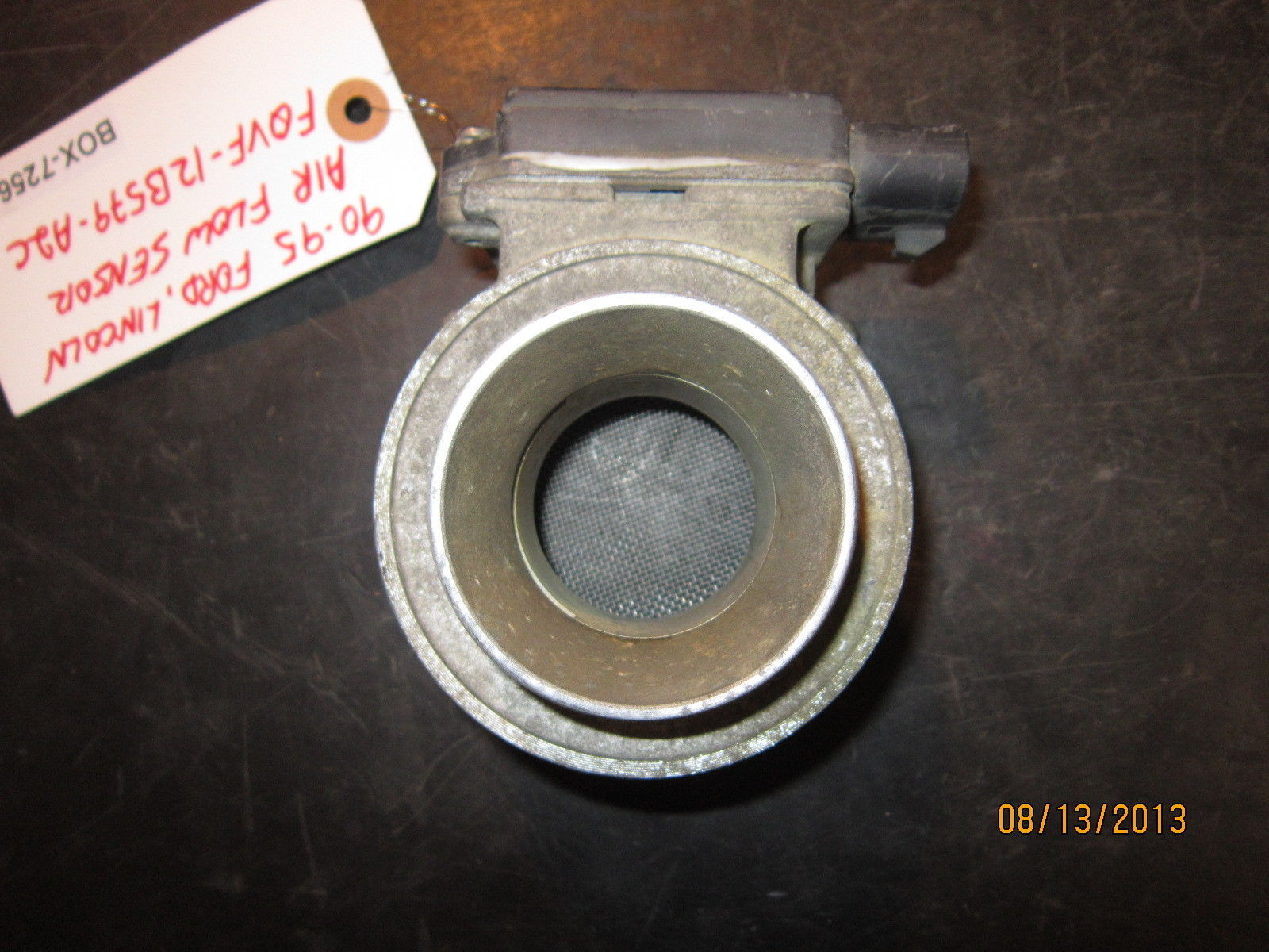 90 91 92 93 94 95 FORD,LINCOLN AIR FLOW SENSOR #F0VF-12B579-A2C *See item*