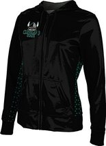 ProSphere Women's Cleveland State University Geometric Full-zip Hoodie S