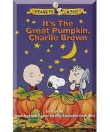 VHS - It's The Great Pumpkin, Charlie Brown (1966) *Snoopy / Linus / Pea... - $4.00