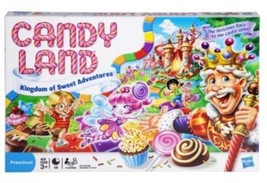 Candy Land - The Kingdom Of Sweets Board Game - $34.37