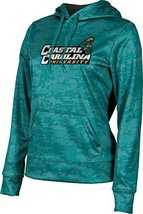 ProSphere Women's Coastal Carolina University Digital Pullover Hoodie M