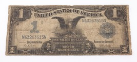 1899 $1 US Silver Certificate in Good Condition Parker / Burke Fr. 232 - $79.19