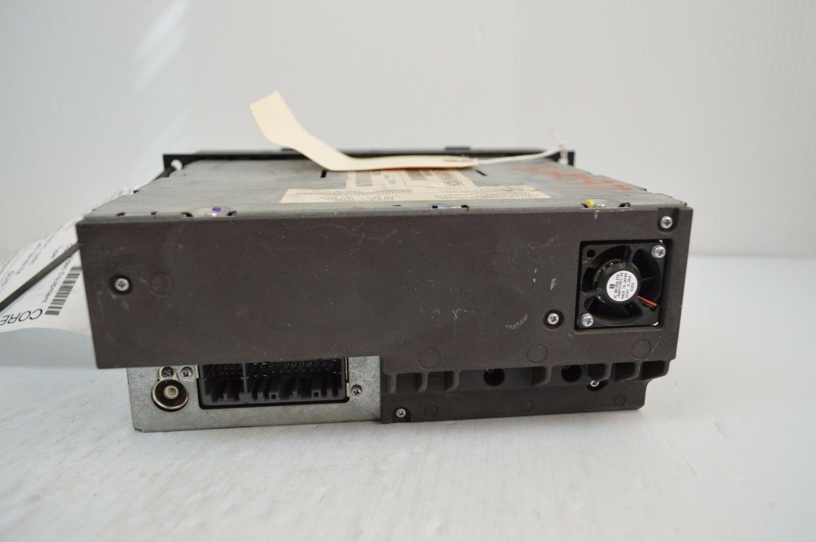 2005-2007 CHRYSLER DODGE RADIO 6 CD MP3 CASSETTE PLAYER TESTD 5091523AL AA36#016 image 4