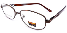 Gotham Style Stainless 2 Eyeglasses in Brown - $25.00