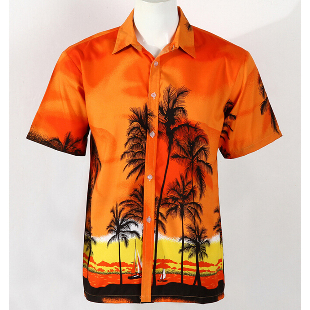 Hawaiian Aloha shirts for men and women by Tommy Bahama, Reyn Spooner, Tori Richard, Kahala, Go Barefoot, Paradise Found. Always free shipping.