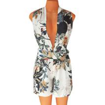 Sexy V-neck Back Lace-up Siamese Panskirts   S - $19.99