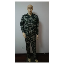 Tactical Combat Uniform Shirt & Pants Camo Camouflage Uniform Suit Sets ... - $25.99