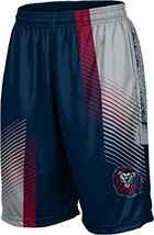 "ProSphere Men's Loyola Marymount University Hustle 11"" Pocket Short S"