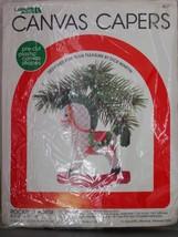 "Plastic Canvas Decorationg Kit ""Rocking Horse"" #407 4.5"" x 5.75""  - $5.99"