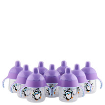 Philips Avent My Little Sippy Cup Purple 9 Ct 9 oz  - $48.97