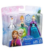 "Disney Frozen 3.75"" Sisters 3-Pack gift Set - $13.99"