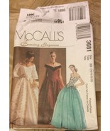 2002 McCall's Sewing Pattern 3681 Size 16 Tops & Skirts Evening Elegance - $5.45