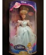 Walt Disney's CINDERELLA Special Edition 2005 Porcelain Doll by Brass Ke... - $61.73