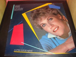 "Anne Murray A Little Good News 12"" Vinyl Record Album ST-12301 1983 VG+  - $4.54"