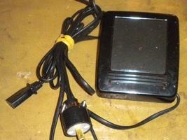 Singer 9130 Matsushita 4C-136 110 V Foot Pedal w/3 Hole & Electric Plugs - $15.00