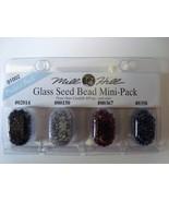 Mill Hill Glass Sead Bead Mini Pack 01002 Project Pack - $1.40