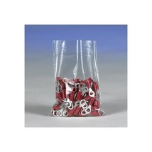 """""""Flat 3 Mil Poly Bags, 3"""""""" x 10"""""""", Clear, 1000/Case"""" - $29.25"""