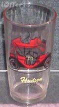"1960'S Retro Hazel ATLAS--OLD Cars Glass Hudson (1910) / Stutz (1914) 5 1/8"" - $8.95"