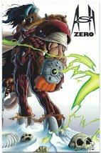 Ash  Zero #0 First Printing Joe Quesada Jimmy Palmiotti Event Comics - 1996 - $4.50