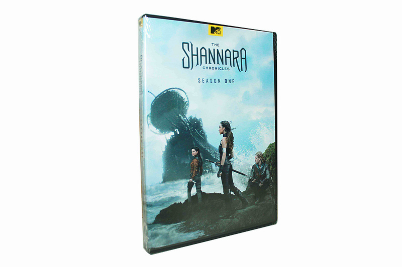 The Shannara Chronicles Season 1 Box set 3 DVD Free Shipping