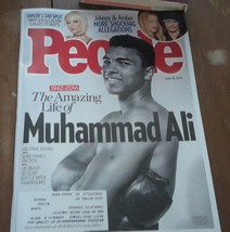 The Amazing Life of Muhammad Ali People Magazine June 20, 2016 - $5.87