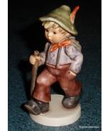 "***ULTRA RARE*** 75th Anniversary ""Grandpa's Boy"" Hummel Figurine ONLY 7... - $1,260.03"