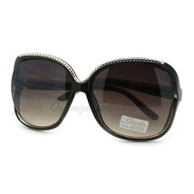 Designer Fashion Sunglasses Womens Oversized Square Shades - £7.13 GBP