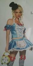 2 Pc. Fantasy Alice Costume Size Xs (0-2) - $39.99