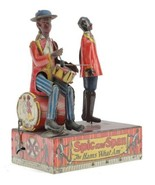 """RARE Vintage Marx, SPIC and SPAN DANCERS """"The Hams What Am"""" - $1,910.99"""