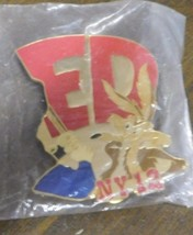 LARGE WILE E COYOTE PIN NEW - $7.25