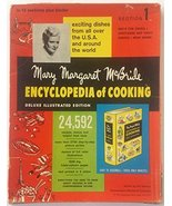 Encyclopedia of Cooking Section 1 [Hardcover] [Jan 01, 1959] Mary Margar... - $5.40