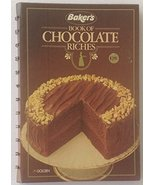 Baker's Book of Chocolate Riches [Hardcover] [Jan 01, 1985] General Foods - $7.20