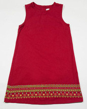 cc bates GIRLS SIZE 7 8 DRESS BERRY COLOR FLORAL SPRING SUMMER DRESS - $12.61