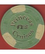 $25 Casino Chip. Princess Cruise Line. B76. - $5.95