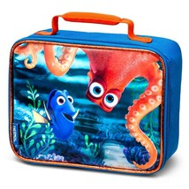 FINDING DORY/ NEMO LUNCHBOX BY THERMOS CO. INCLUDES A BLUE SANDWICH BOX! - $17.18